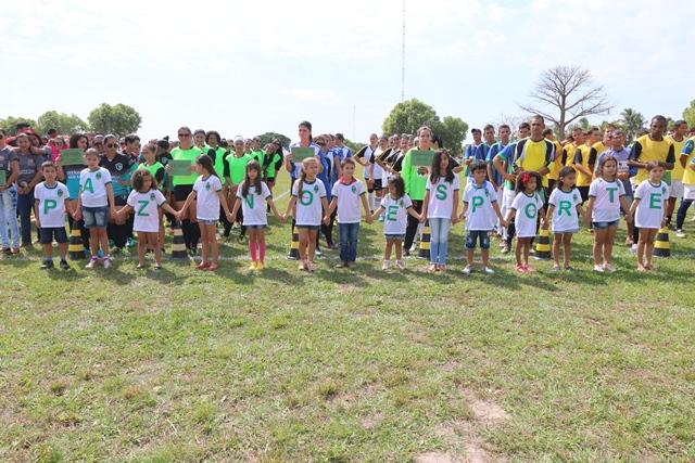 303e64e047b2e Campeonato Vale do Rio do Meio é iniciado em Colíder