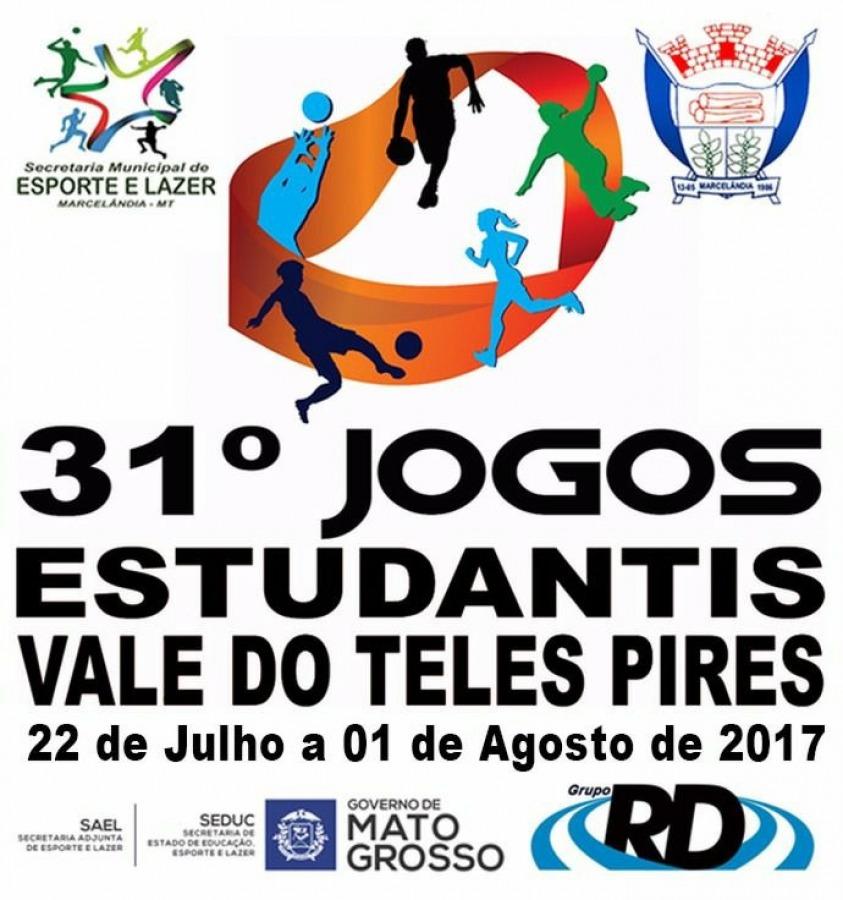9939893e83304 Atletas de Colíder participam do Jogos Vale do Teles Pires que começam  sábado