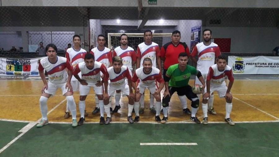 7aecd3ddbe Confira os resultados do Campeonato Municipal de Futsal
